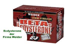 Beta-Ecdysterone Weider&reg